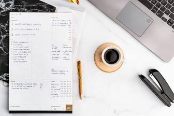 Přivítejte nováčka: Týdenní plánovač