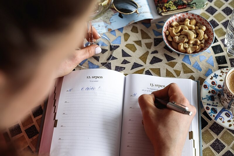 5 důvodů, proč začít psát deník