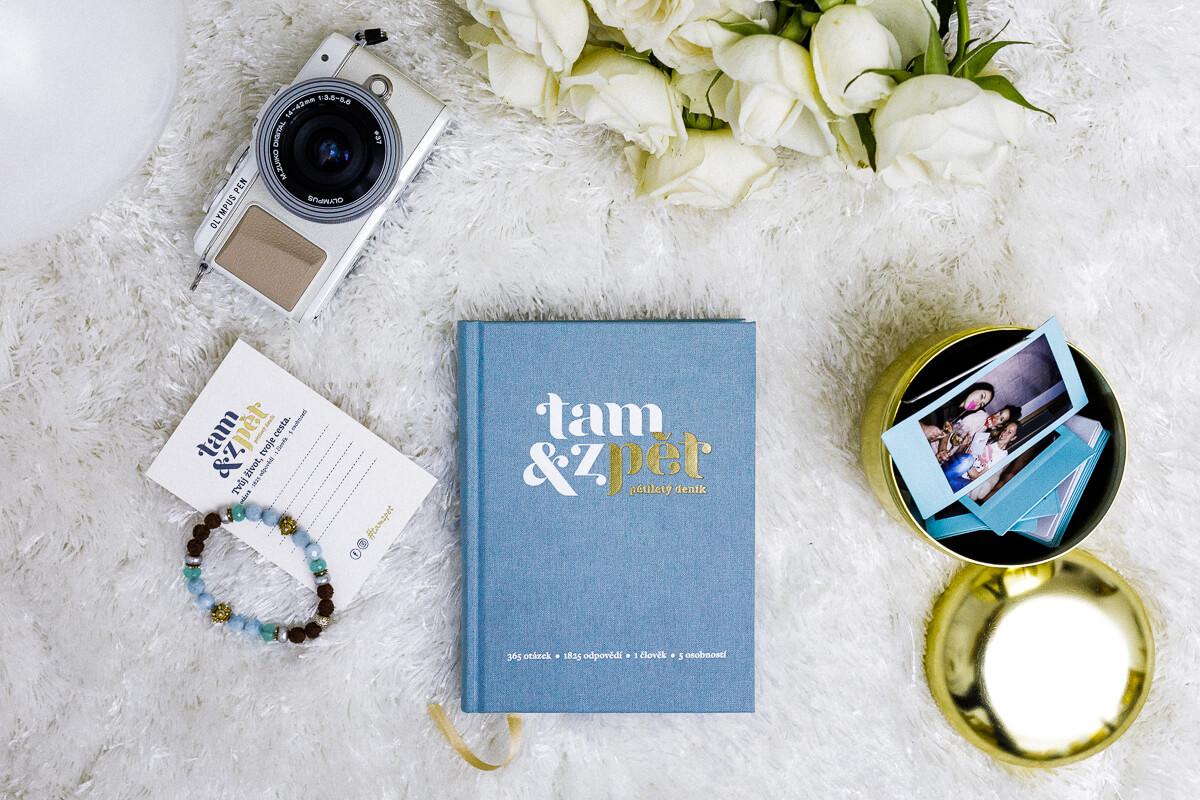 Tam & zPět - pětiletý deník
